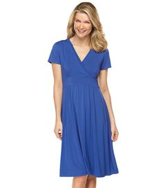 Summer Knit Dress: Dresses | Free Shipping at L.L.Bean