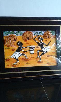 African Tribal dance - Zulu Tribe