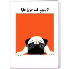 Pug Friends forever!