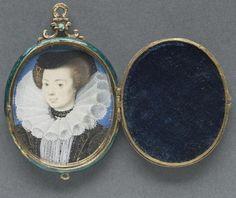 Reinette: Miniature portraits