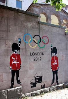 #StreetArt #UrbanArt - Street Art for J.O