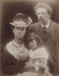 The du Maurier family, 1874   Flickr - Photo Sharing!