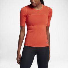 NIKE PRO HYPERCOOL  Women's Short Sleeve Training Top     $45 Shop the latest innovation at Nike.com.