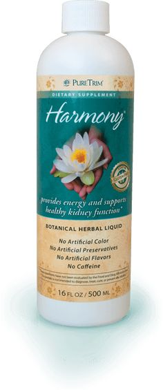 Provides Energy & Supports Healthy Kidney Function