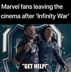 Post infinity war mood