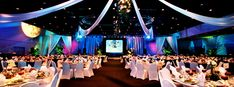 Conferences & Seminars, Networking Events and Business Diners needs meticulous detail to be highly successful