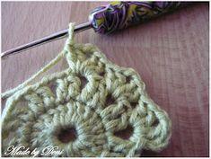Made by Deni: . Crochet Necklace, Fashion, Macrame Plant Hangers, Moda, Crochet Collar, Fashion Styles, Fashion Illustrations, Fashion Models