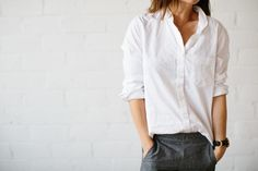 Taylor Stitch Gets Everything Women Love About Wearing Men's Clothing