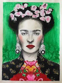 Featuring artwork by © Emma Gale - Gypsy Boho   Anthea Polson Art Gallery Gold Coast QLD