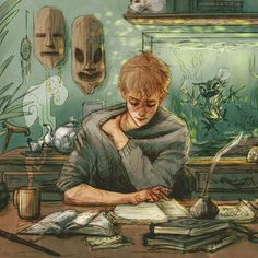 harry potter, remus lupin, and art 圖片You can find Remus lupin and more on our website.harry potter, remus lupin, and art 圖片 Harry Potter Fan Art, Harry Potter Universal, Hogwarts, Inspiration Art, Art Inspo, Fantasy Kunst, Fantasy Art, Remus Lupin, Wow Art