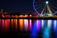 The Great Wheel @ the Pier 57, Seattle, Washington.