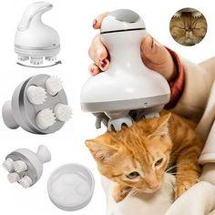 Pet Massager