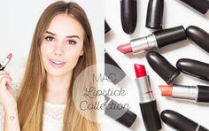 MAC Lipstick Collection | Hello October
