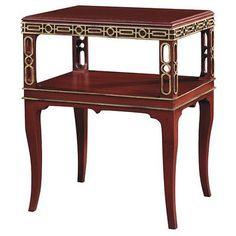 Susanna Side Table - Hickory Chair