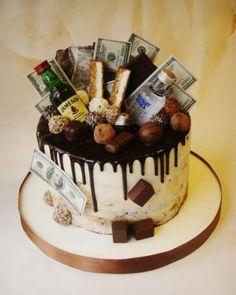 Super birthday cupcakes for men Ideas Birthday Cake For Him, Birthday Cakes For Men, Cakes For Boys, Birthday Cupcakes, Happy Birthday, Birthday Ideas, Birthday Decorations, Birthday Gifts, Disney Birthday