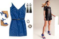 looks para usar na balada - sapatos de festa - party shoes - heels - Garotas do Brasil – Via Marte