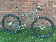 tomo bikes 29er mountain bike