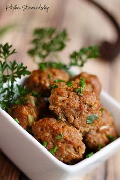 Learn how to substitute just about every ingredient (except the meat!) in this easy meatball or meatloaf recipe that even the kids can make.