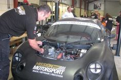 Local paper reports on new Mission Motorsport facilities #proudtobeinvolved