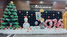 Balonbaz dekorasyon