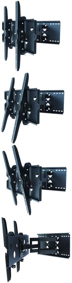 TV Mounts And Brackets: Full Motion Tv Wall Mount Tilt Swivel 42 50 56 60