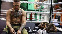 Un boxeador reveló un secreto que Conor McGregor quería mantener oculto