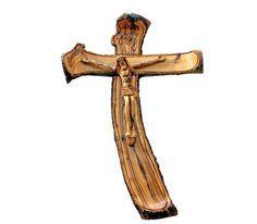52ba1186d992 holyland Olive wood Cross 100% Natural Jesus body carved Special one of  kind Gospel