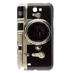 Retro Ontwerp van de Camera Hard Case voor Samsung Galaxy Opmerking 2 N7100 – EUR € 3.67