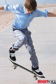 Justin Bieber in Teen Vogue: Bonus Outtakes | Teen Vogue