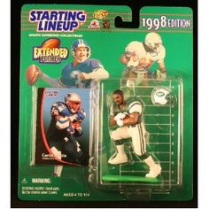 1998 Curtis Martin NFL Starting Lineup (Toy)  http://budconvention.com/zone1.php?p=B00000JDYX  #newyork