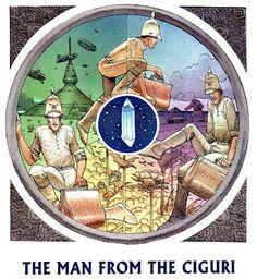 Moebius - The Man from the Ciguri