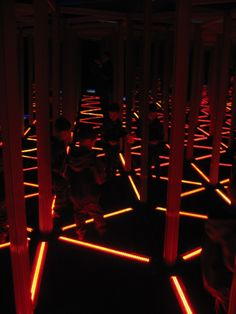 'World's best mirror maze' - Phil Weinberg |   Camera Obscura