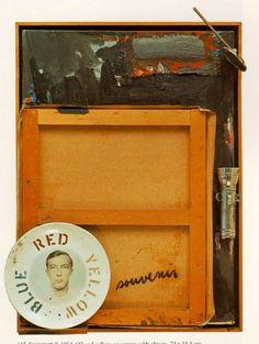 Jasper JOHNS :: Souvenir 2