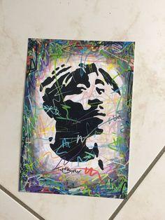 Rap Gods Eminem 2 TUPAC Rapper Collage 14 24x36 Poster G-315