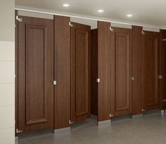 Ironwood Manufacturing - Toilet Compartments | restroom partitions