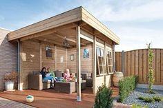 garden cabin / Bildegalleri paviljonger / Paviljonger og hagetak / Woodvision / Hovedside - lyserom.no