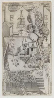 London Back Garden (1927)