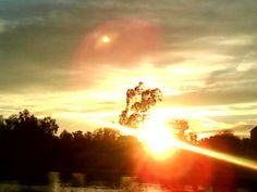 Lake havasu sunset dec 19 2015