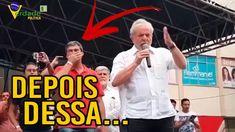 Lula, o Ali Babá, passando vergonha ao tentar justificar a corrupção