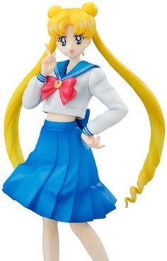 Usagi Tsukino 1/10 Figure ~ Sailor Moon $59.50 http://thingsfromjapan.net/usagi-tsukino-110-figure-sailor-moon/ #sailor moon figure #Japanese anime stuff #anime item