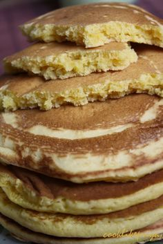 Egg substitute egg = 2 tbs custard powder + 1 tbs milk) and other custard recipes (inc Custard Pancake Recipe)