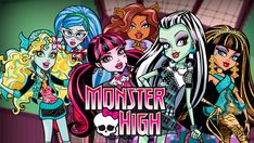 Universal Sets Mattel's 'Monster High' for Oct. Arte Monster High, Monster High Dolls, Monster High Pictures, Personajes Monster High, Bratz Girls, Rainbow Loom Bands, Monster High Characters, Childhood Tv Shows, Old Cartoons