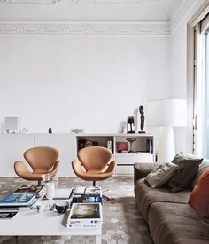 Visit | An Art Nouvau Barcelona Flat - French By Design