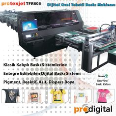 Dijital Oval Tekstil Baskı Makinası http://www.protexjet.com.tr/urun/dijital-oval-tekstil-baski-makinasi/