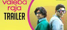 Valeba Raja Official Trailer | First Look | Santhanam | Sethu | Vishakha Singh