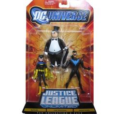 DC Universe Justice League Unlimited Fan Collection Action Figure 3Pack Batgirl, Penguin Nightwing DC Comics,http://www.amazon.com/dp/B0030HKLUO/ref=cm_sw_r_pi_dp_7opltb1V15GZFTMY