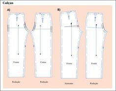 moldes de calças legging como fazer
