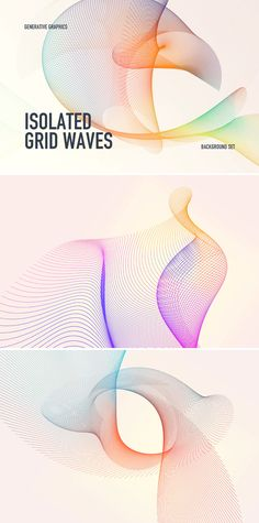 **Transparent gradient thin wavy lines on white backdrops** Attention, please! Your perception, imagination and professional ambitions are invited to an amazing journey through generative design and world. Background Images Wallpapers, Backgrounds, Waves Background, White Backdrop, Grid, Backdrops, June, Design, Background Pics