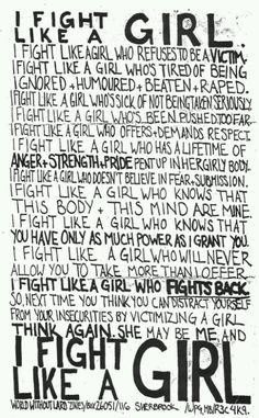 There is no greater power than that of a fierce woman.