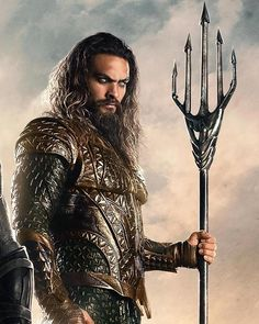 Jason Momoa is swill be portraying themythical half-human, half-Atlantiean superhero who primarily fights water-based crime. Justice League will hit theaters first on November 17th, 2017. The Aquaman movie will arrive after on July 27th, 2018. The first two rows might get splashed. Lol